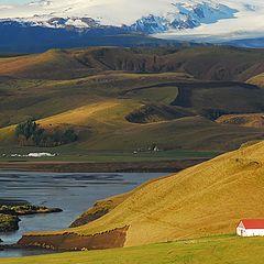 "photo ""Landscape view, Iceland"""