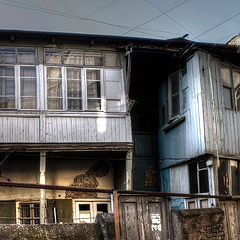 "photo ""In the old part of Tbilisi ..."""