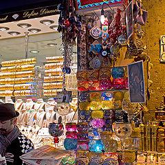 "photo ""Dali at the market"""