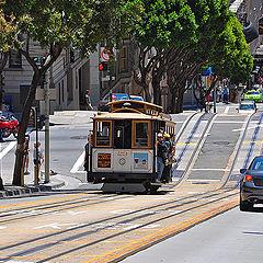 "фото ""Streets of San Francisco"""