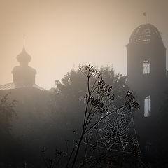 """фото """"В тумане осени"""""""