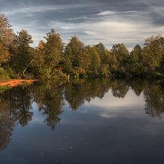 """фото """"Осенние отражения"""""""