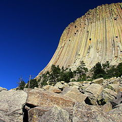 "photo ""Devil's Tower"""