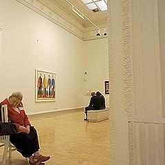 """фото """"в музее"""""""