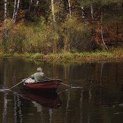 """фото """"На лесном озере"""""""