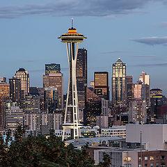 "photo ""Сиэтл, США"""