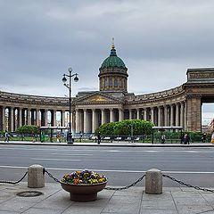 """photo """"St. Petersburg. Kazan cathedral"""""""