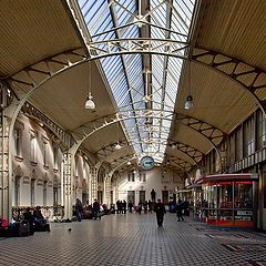 "photo ""St. Petersburg. Vitebsky railway station"""
