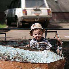 """фото """"Самый счастливый автолюбитель:)"""""""