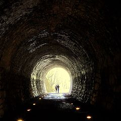 """фото """"Light at end of tunnel"""""""