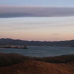 "photo ""Bay and Port Wrangell."""