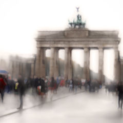 """фото """"К Бранденбургским воротам.."""""""