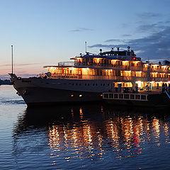 "photo ""Volga. Evening"""