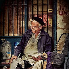 """фото """"Случайные лица Иерусалима"""""""