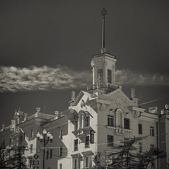 "фото ""Магадан.ул.Ленина"""