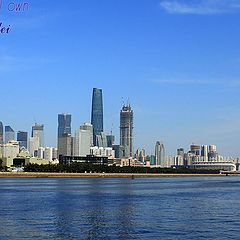 """фото """"Финансовый район Гуанчжоу"""""""