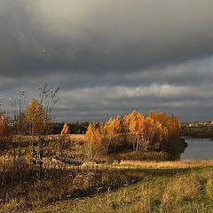 """фото """"Осенняя грусть"""""""