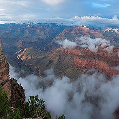"""фото """"Вечер на каньоне"""""""