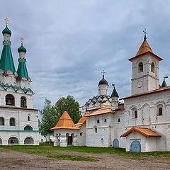 """photo """"Russia. Karelia. Aleksandro-Svirsky monastery"""""""