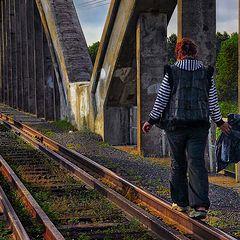 "фото ""На мосту"""