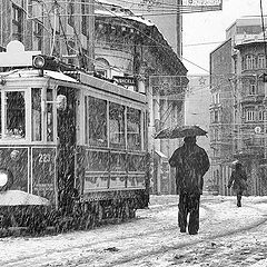 "photo ""istanbul winter"""