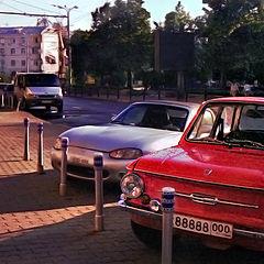 "photo ""Legend of roads"""