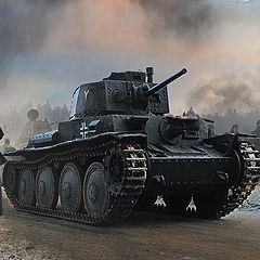 """фото """"PzKpfw 38(t) Praga"""""""