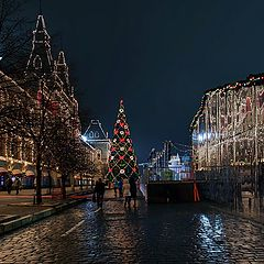 "photo ""Moscow New Year's  3"""