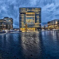 "photo ""ThyssenKrupp Headquarter"""