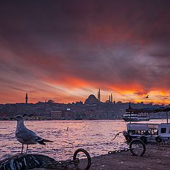 "photo ""istanbul evening"""