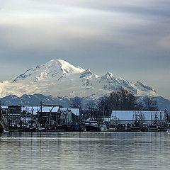 """фото """"Winter Volcano"""""""