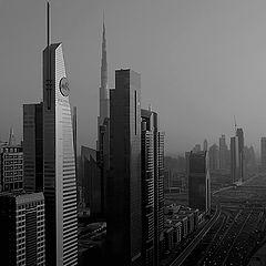 "photo ""Sheikh Zayed Road,Dubai"""