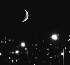 """photo """"night in the city"""""""