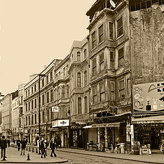 """photo """"Old Istanbul"""""""