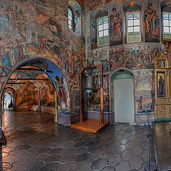 "photo ""Uglich. Dimitrii's church on blood. 1693 ("""