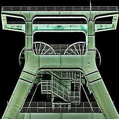 "photo ""coal mining museum, bochum, germany"""