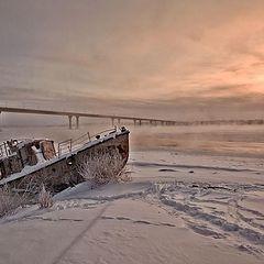 """фото """"И речка подо льдом..."""""""