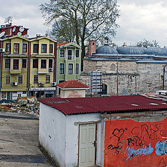 """photo """"Istanbul contrasts"""""""