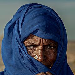 """photo """"Nomad woman prtrait."""""""