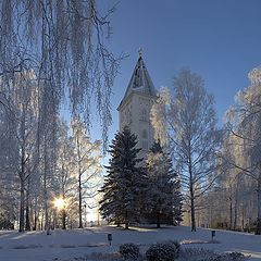 "фото ""Зима- время сказок..."""