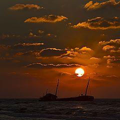 """photo """"Ship wreck"""""""