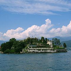 "photo ""Isola Bella"""