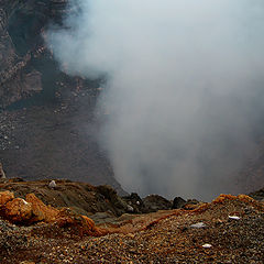 "photo ""Masaya Volcano"""
