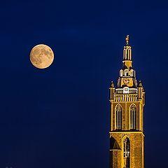 """photo """"moonrise"""""""