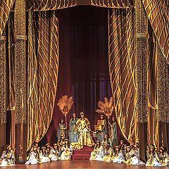"photo ""Opera Aida"""