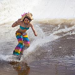 """фото """"Water Sliding Fest 2013 в Шакше"""""""