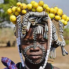 "photo ""The Mursi (people fo the Omo Valley, Ethiopia)"""