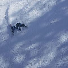 """фото """"Геометрия снега."""""""
