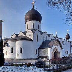 "photo ""Moscow. Marfo-Mariinsky monastery"""