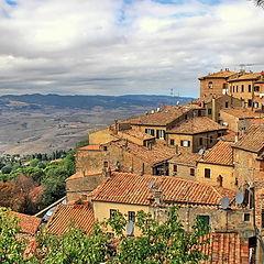 "фото ""Città di Volterra"""